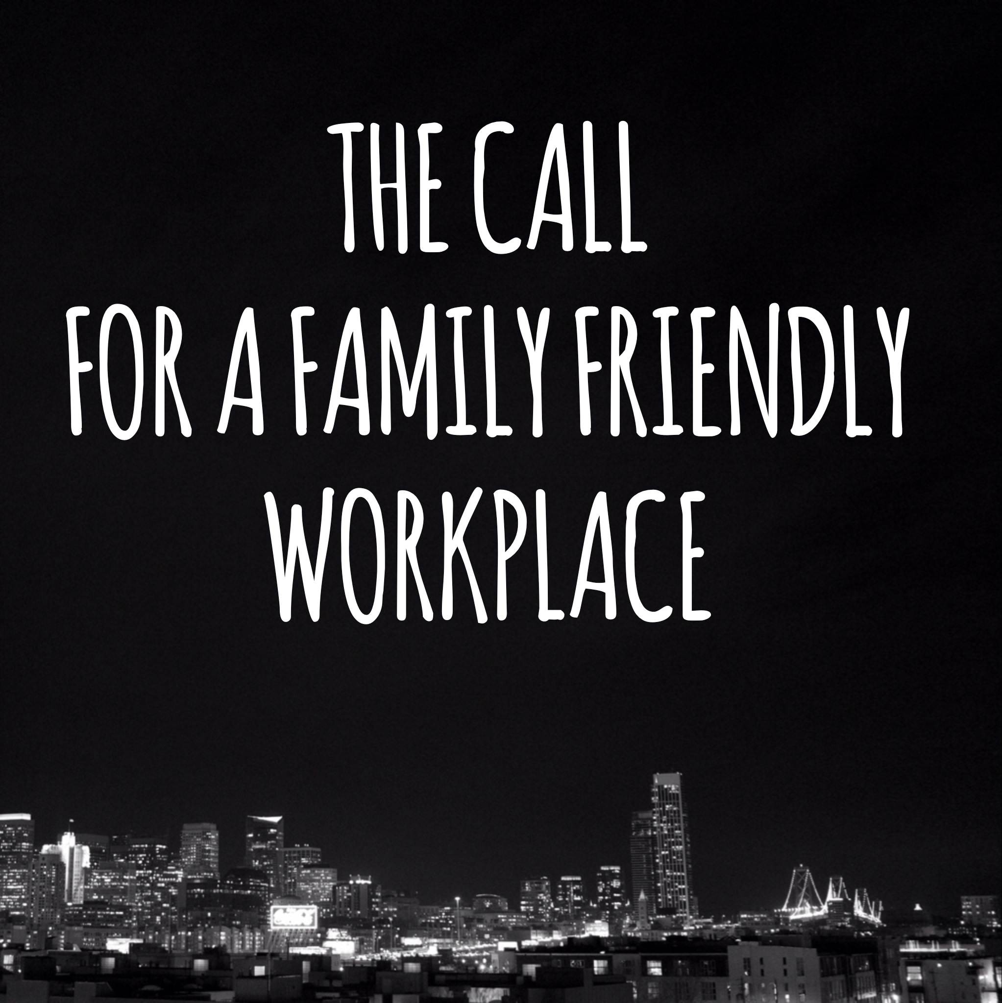 family friendly workplace The fair and family-friendly workplaces act (amendments to the employment standards code, june 2017) employment standards amendment regulation, december 2017 complete amended employment standards code - effective january 1, 2018.