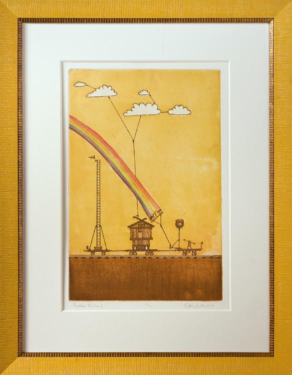 Ray Maseman, Portable Rainbow