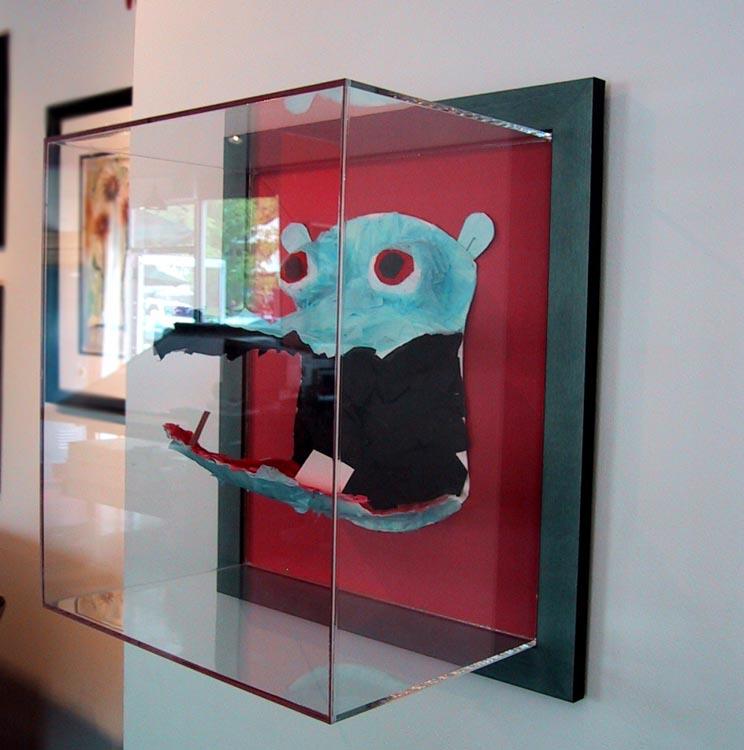 Shadow Boxes Metro Frame Works