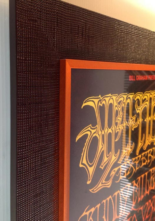 Jimi Hendrex Concert Poster