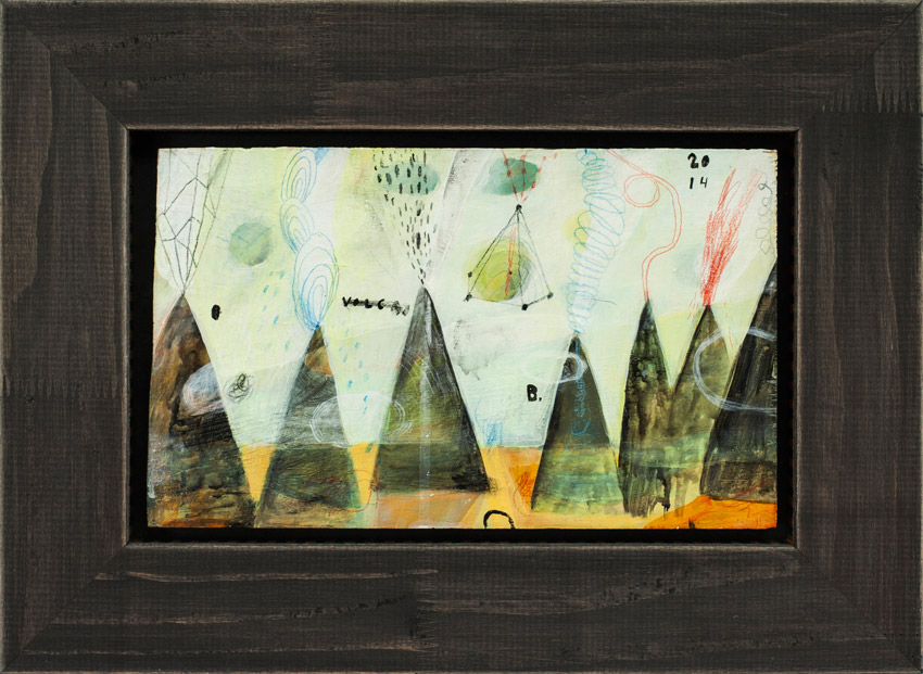 Mary Bergherr, Volcanic Diversity