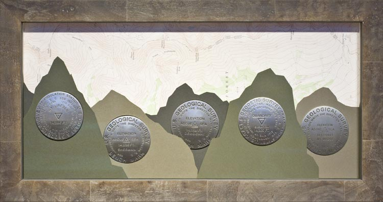 benchmarks for climbing 14ers, framing
