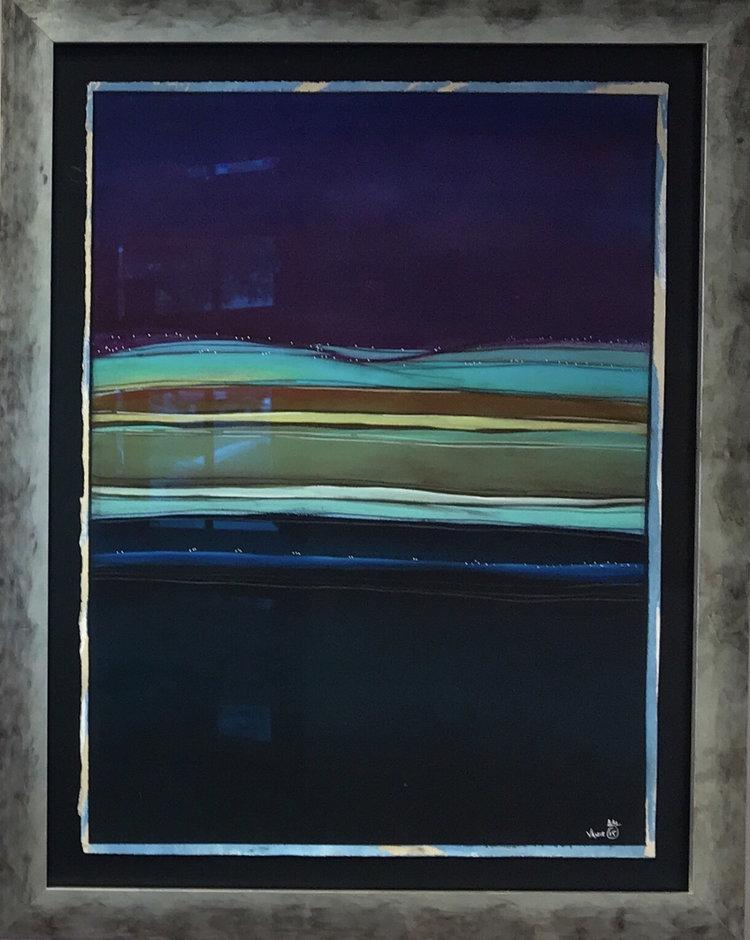 Chris Vance, Bounce, 28 3/4 x 36 1/2