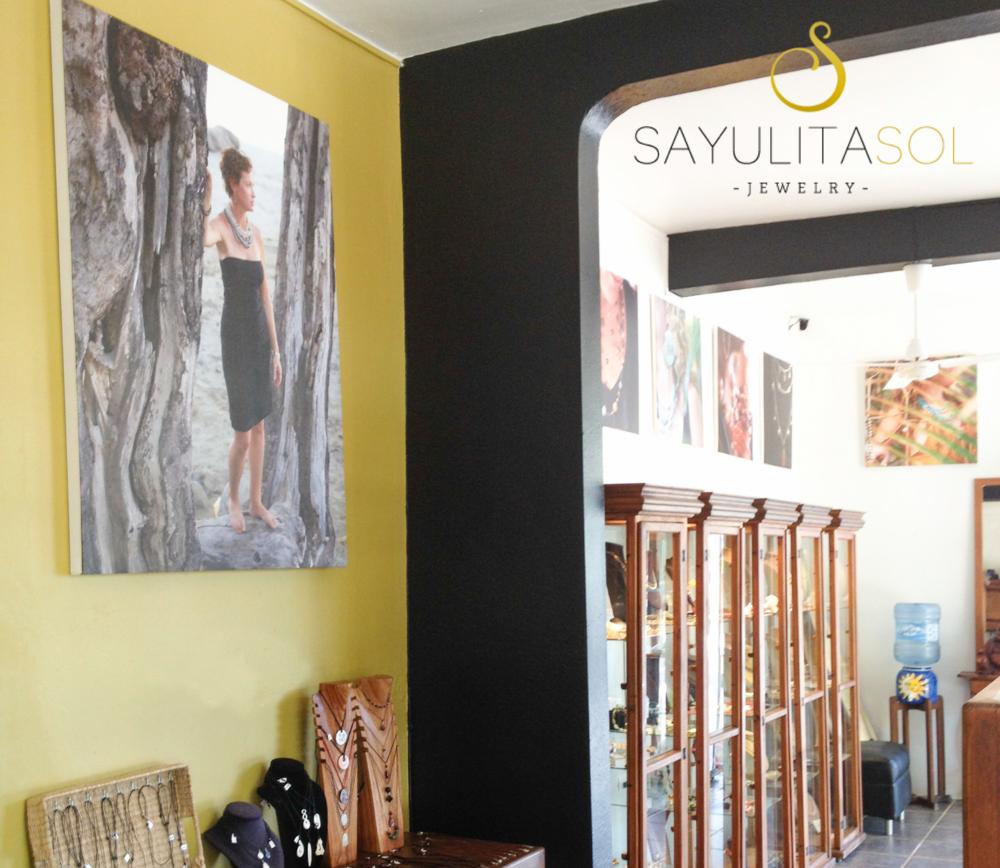 Sayulita Sol Jewelry Store in Sayulita