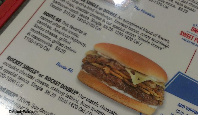 IMAG6968 Route 66 burger on Johnny Rocket's menu.jpg