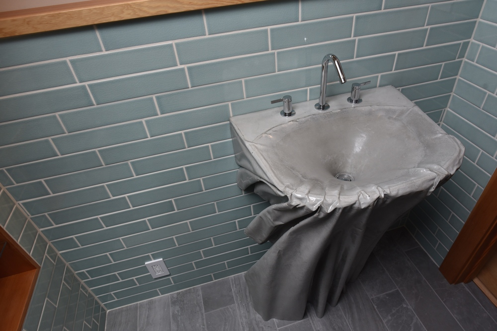Breeze Sink.u0026nbsp;Possibly The Most Compelling Concrete Shape I Have  Created To Date