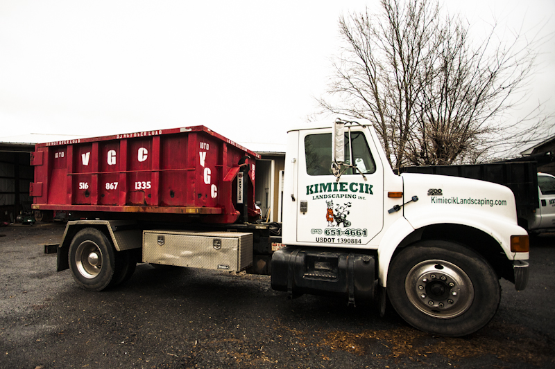 10-15yd Dumpster Service