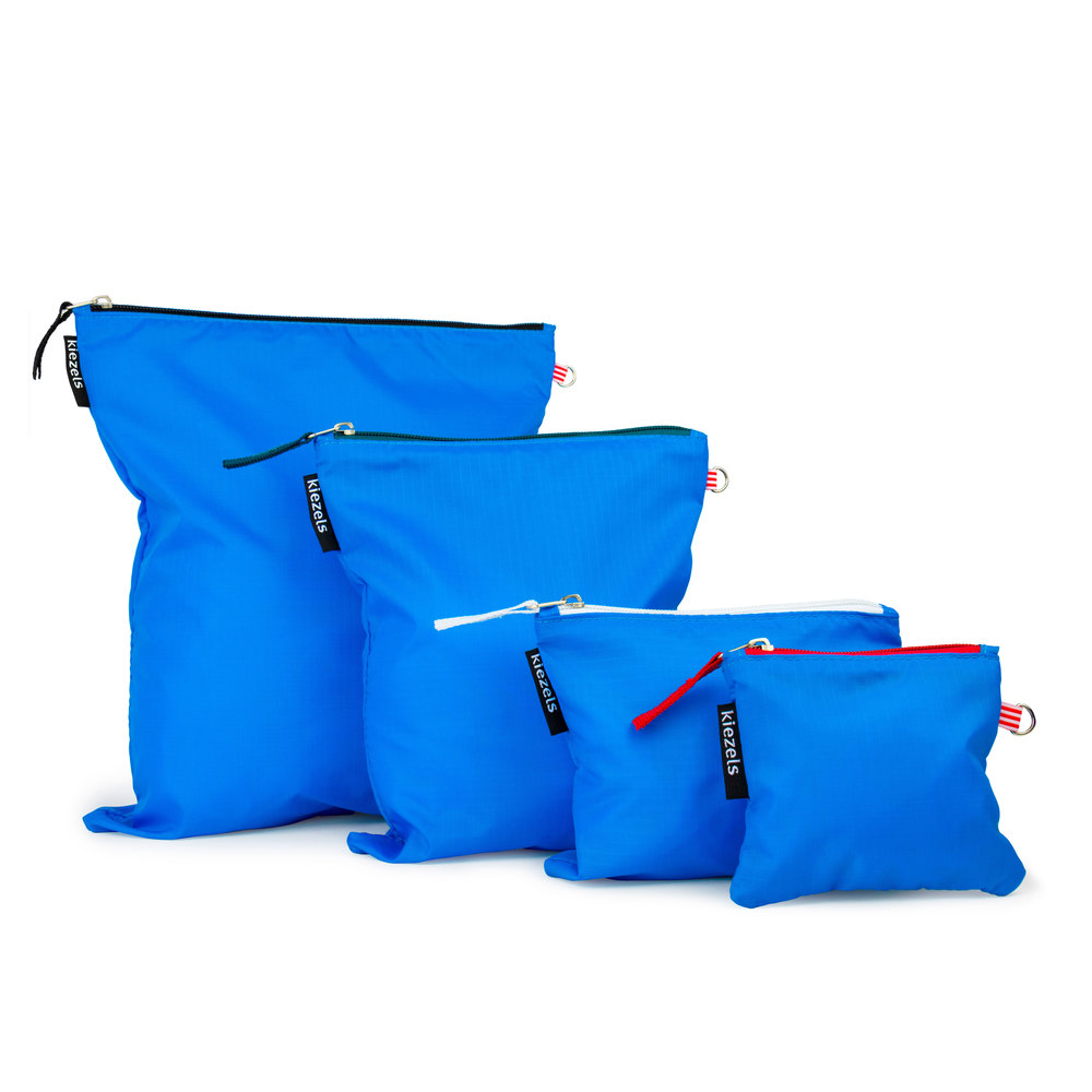 No. 219 Travel organiser bags - sky blue € 18,50