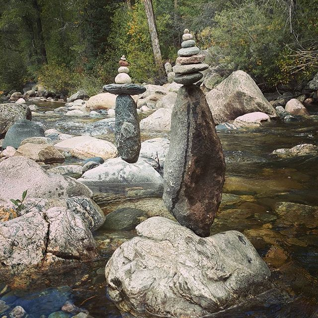Double Stack, Fish Creek Falls, Colorado