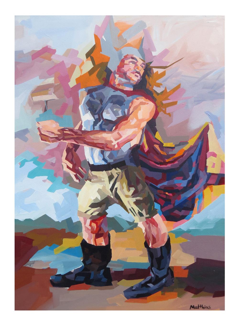 Thor 24x36