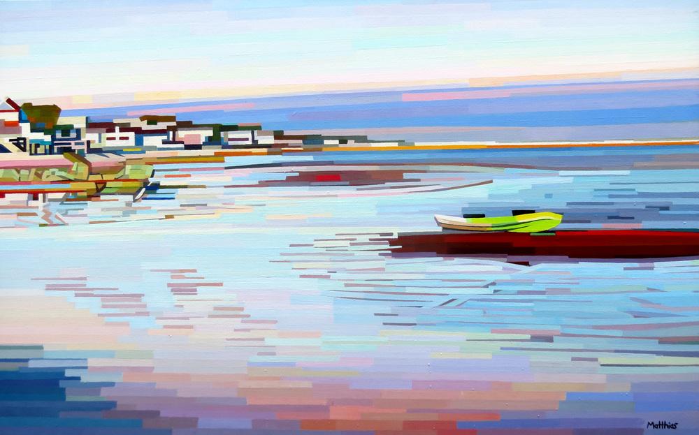Lone Kayak 60wx36h sold