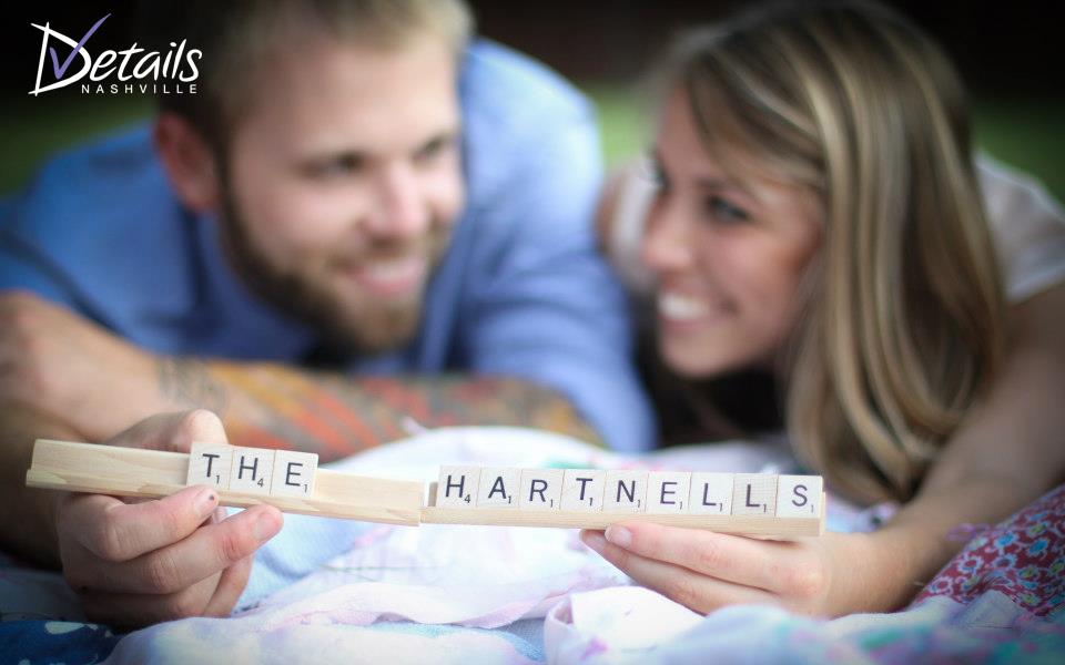 Hartnell Engagement Session - Details Nashville