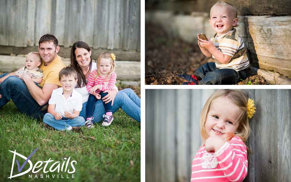 Johnsons - Family Photos - Details Nashville