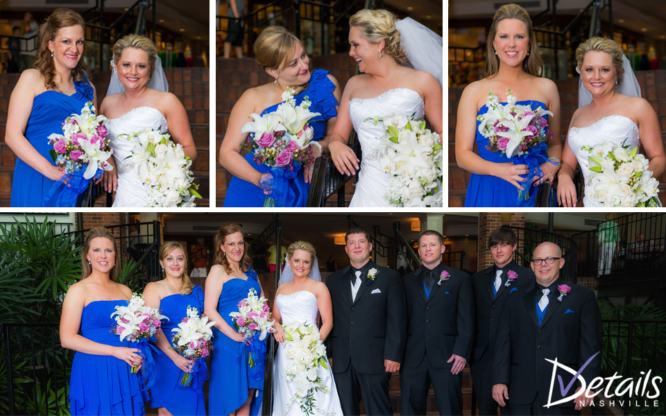 Adam & Brittainy Bailey Wedding - May 25th 2013 - Opryland Hotel