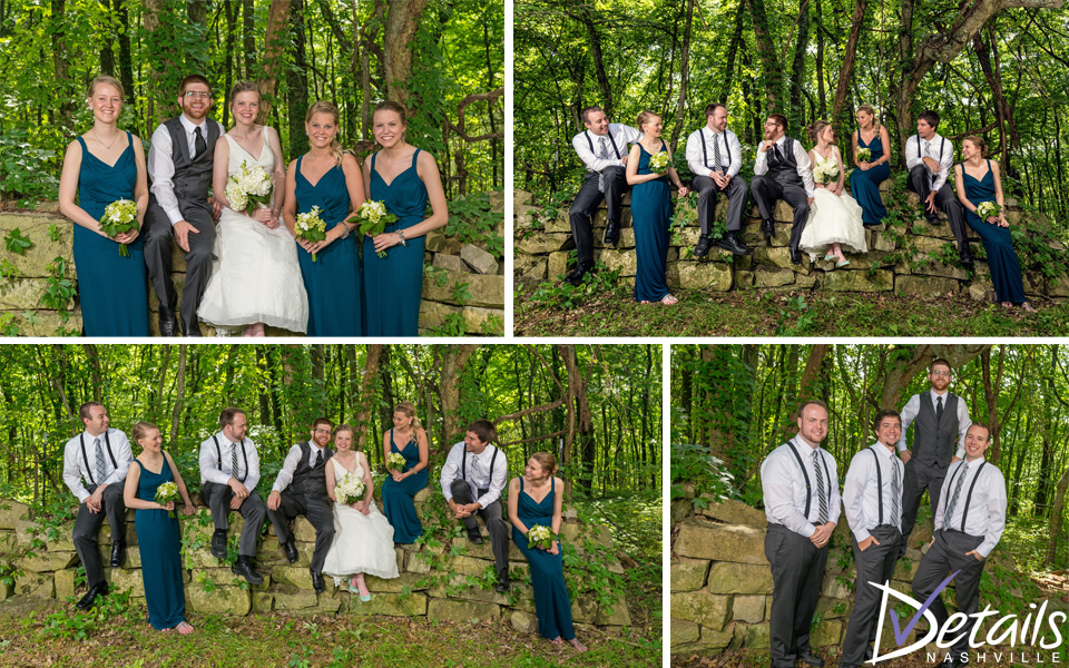 Mitchell & Brynn Buchanan Wedding Photography