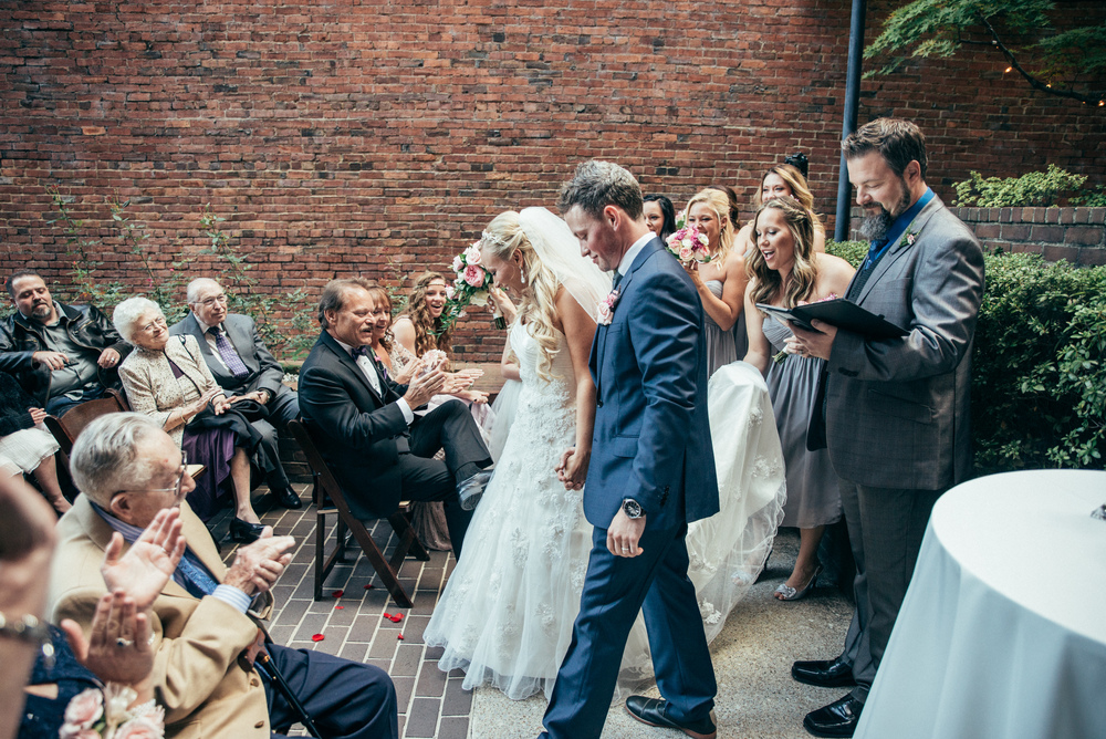 Rachel + Sean - Nashville Wedding Photography