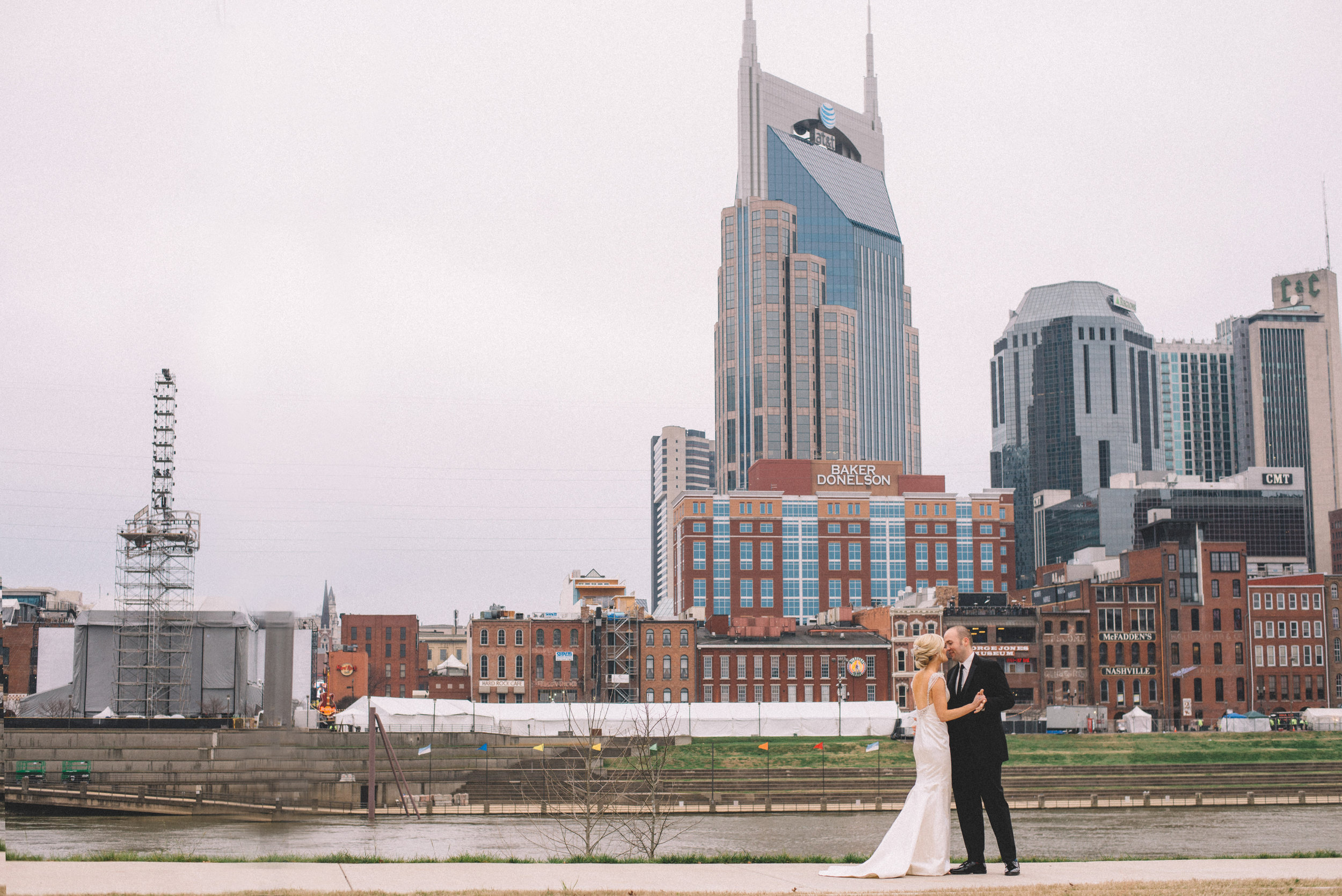 Liz + Chris - Nashville Wedding Photography