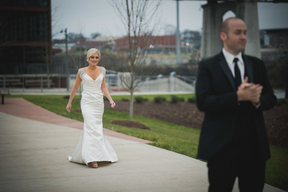 Liz + Chris Details Nashville Photography