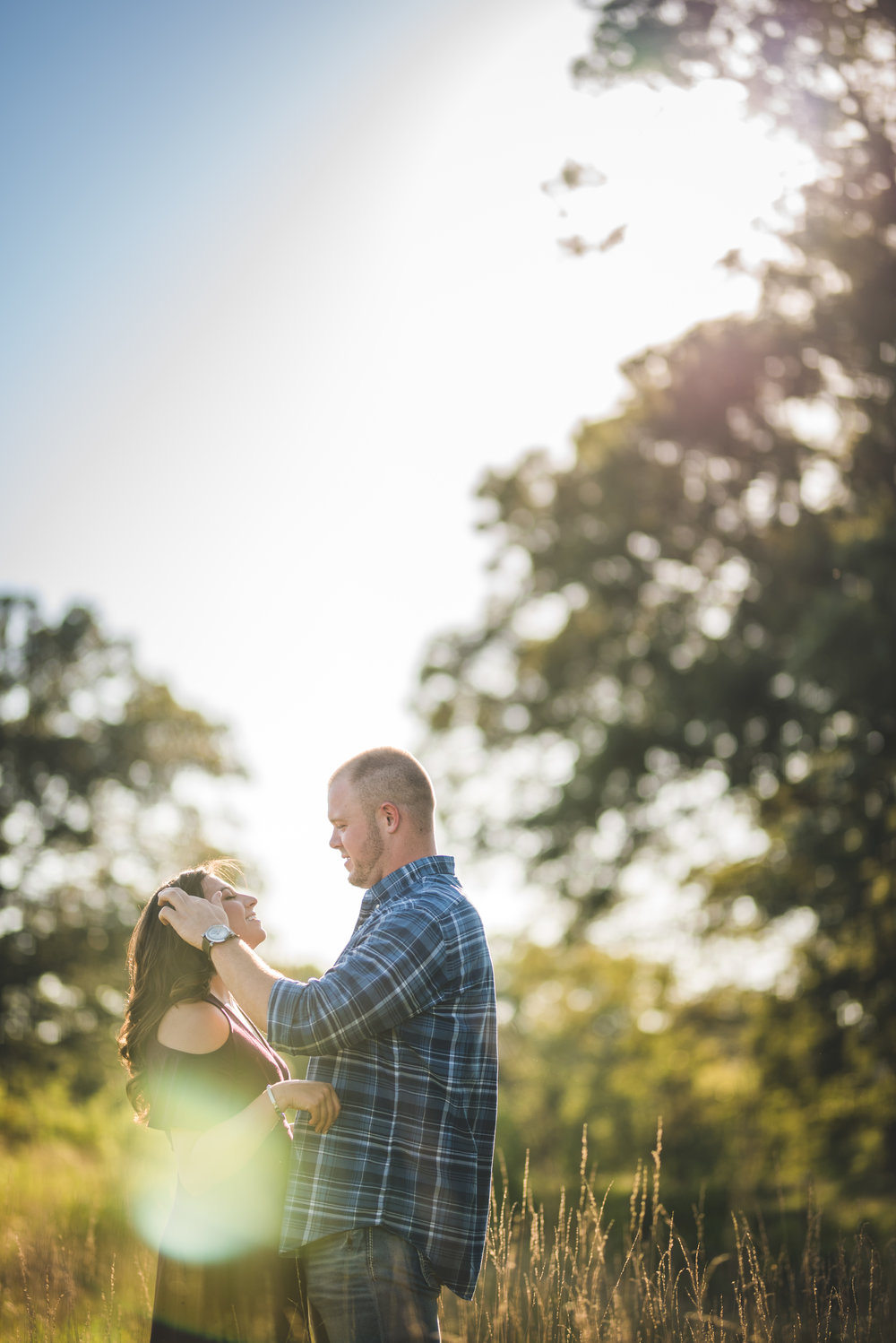 Kaitlin+Alex - Engagement Nashville