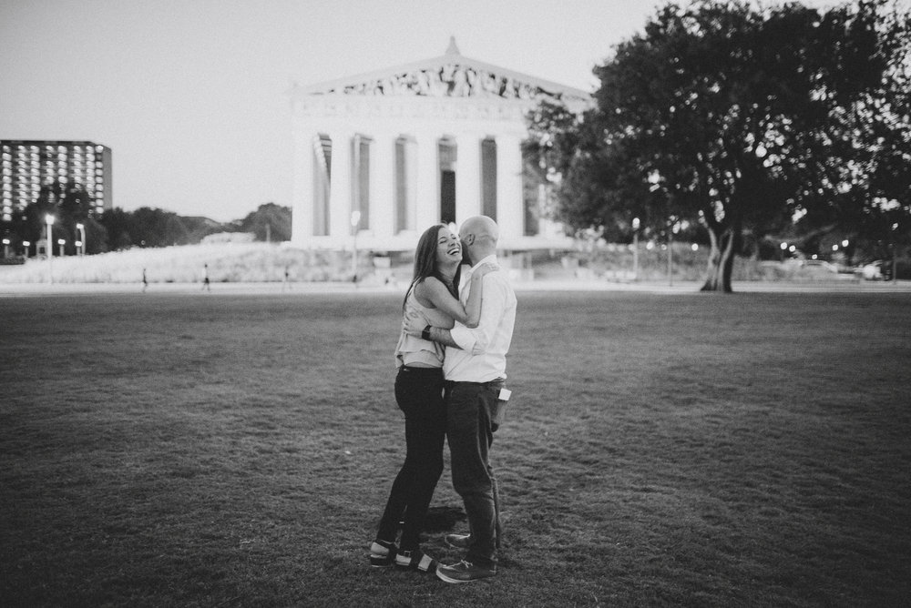 Julia+Danny - Engagement - Nashville
