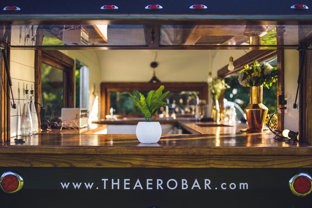 Aero Bar - Mallory Ervin - Style Shoot
