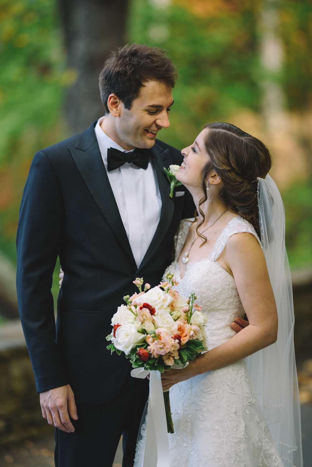 Rachel + Ryan Big Canoe Wedding Photography
