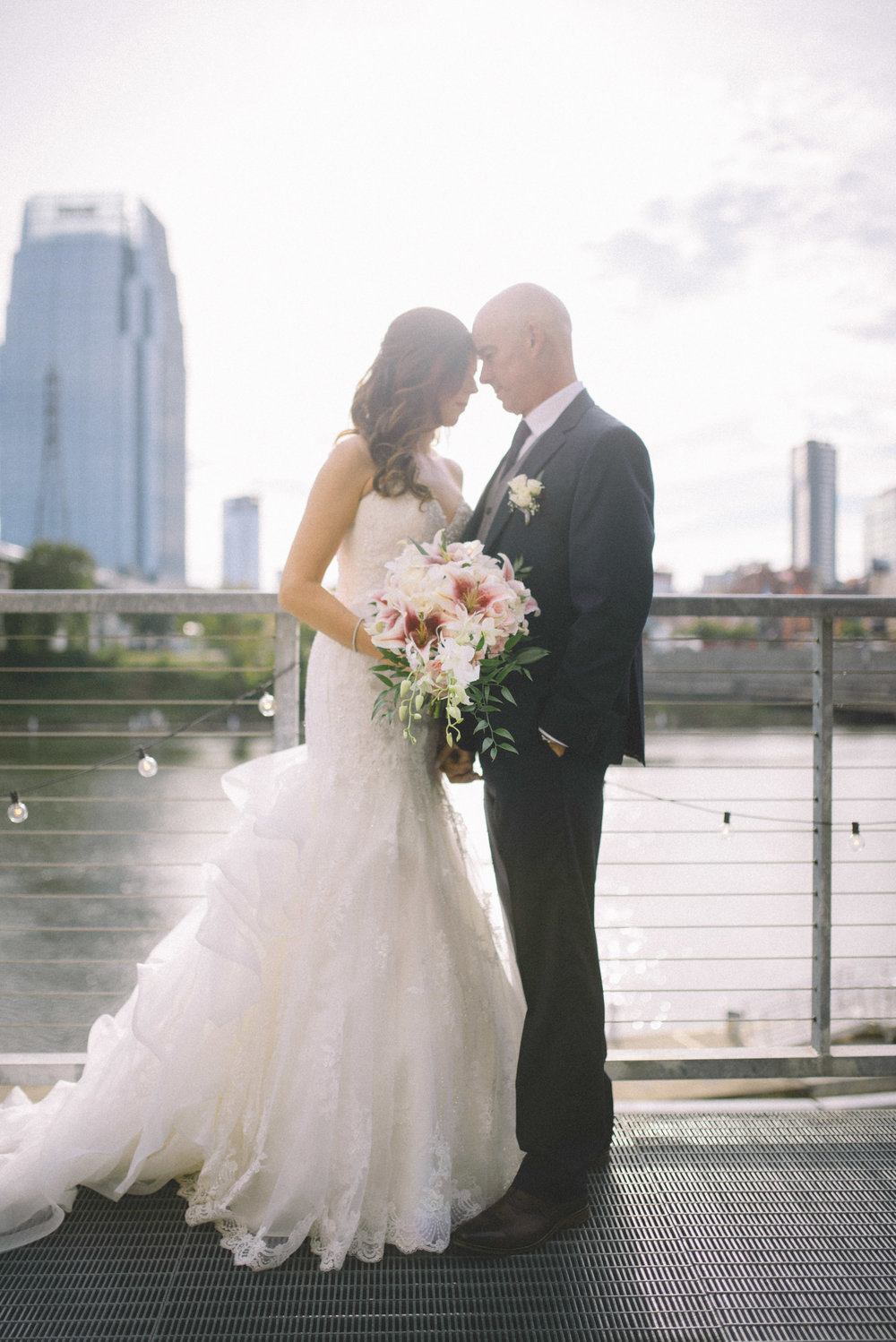 Christina + Matt Wedding - Details Nashville