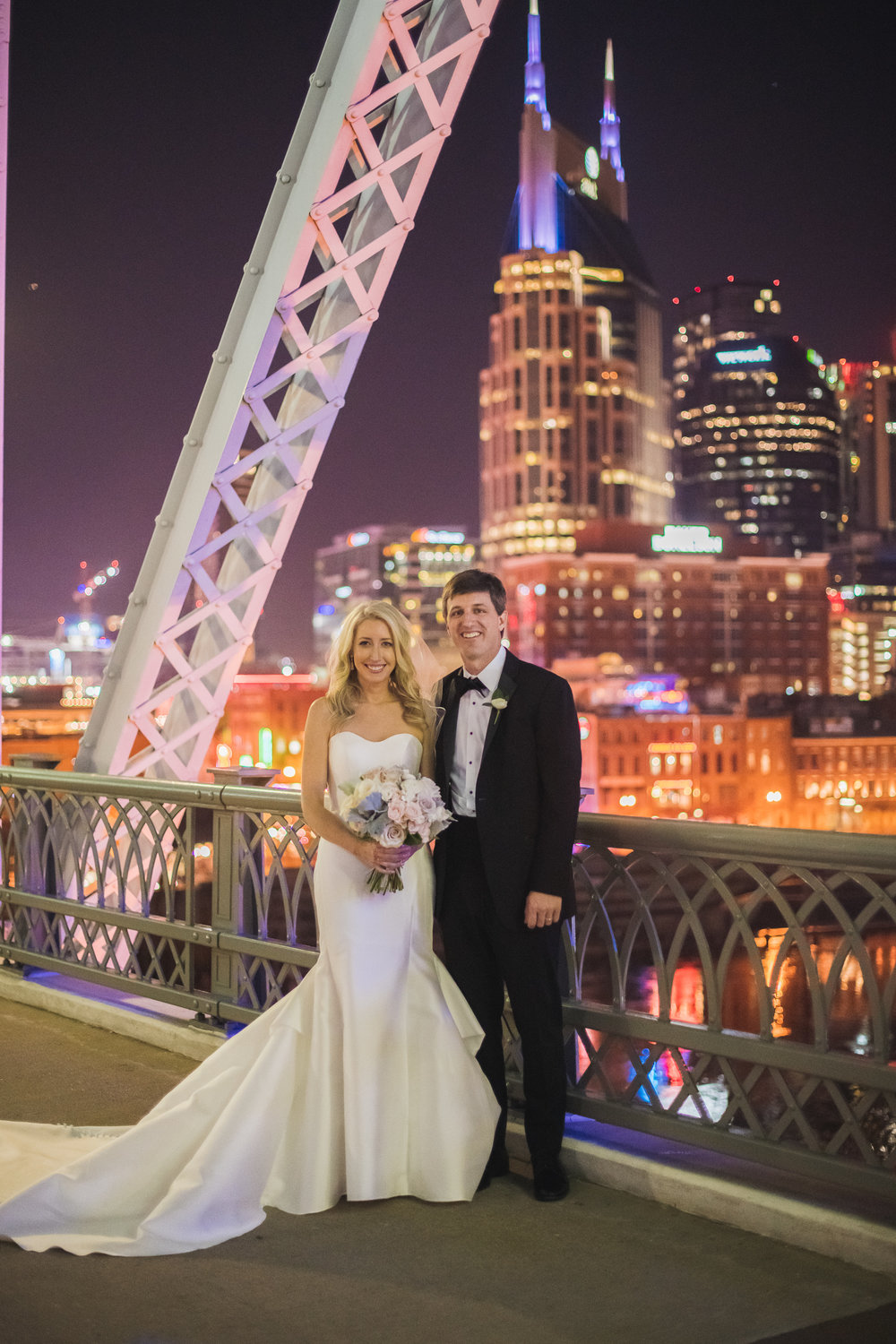 Alaina + Patrick - Nashville Wedding