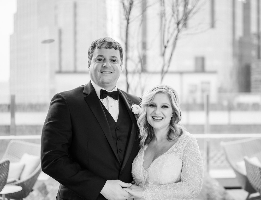 Details Nashville Wedding Photography - Ginna + Edward - Hotel Noelle