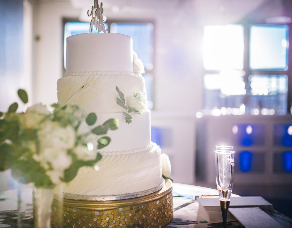 Danielle + Jordan - Bridge Building - Nashville Wedding