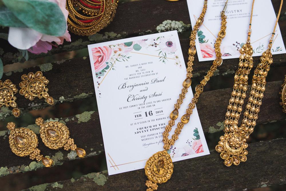 Details Nashville - Christy+Benjamin - Wedding