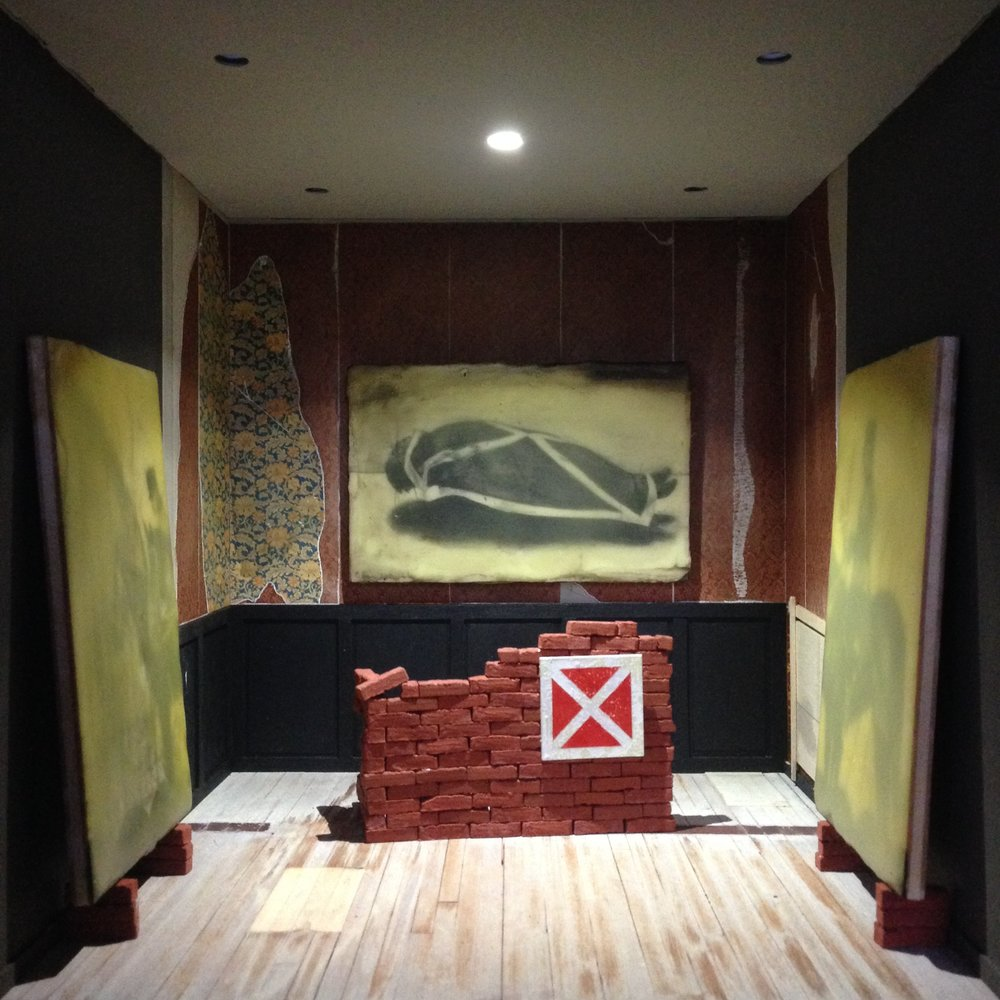 "Installation for ""Art Fair"""