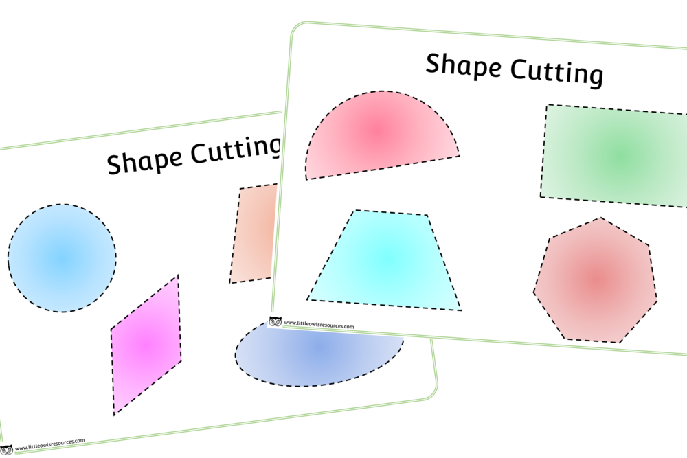 2D SHAPE CUTTING