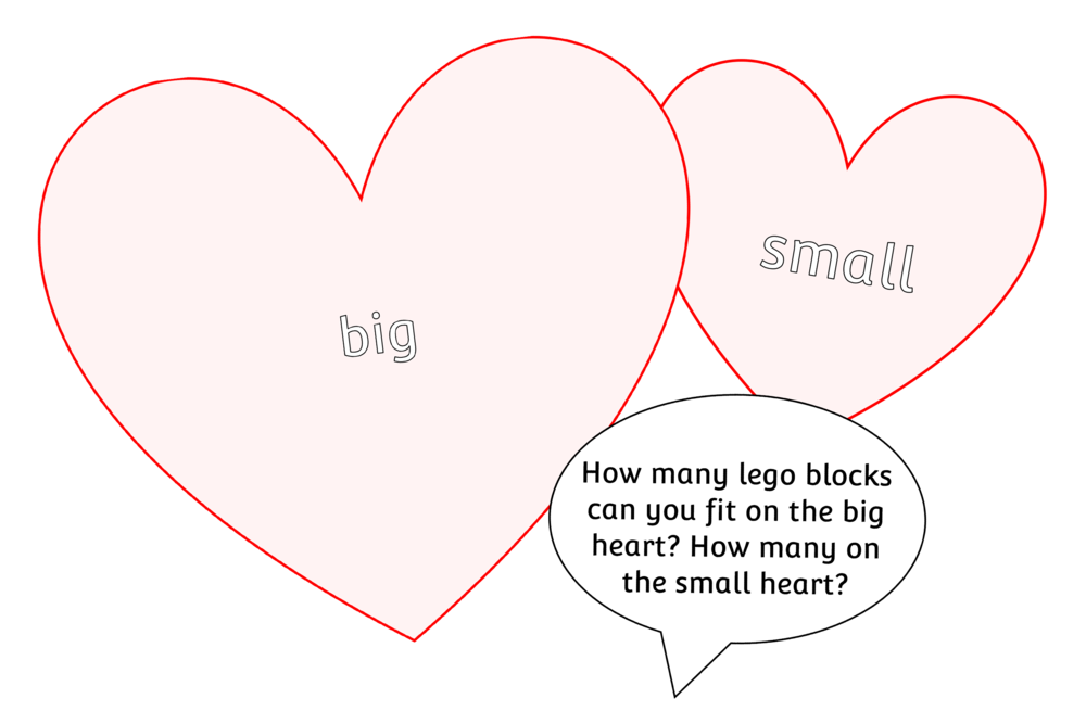 LOOSE PART HEARTS INVESTIGATION - BIG/SMALL