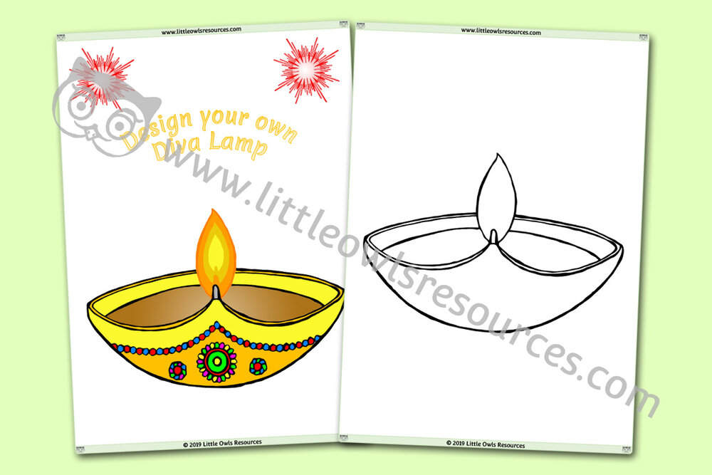 Design your own Diva Lamp