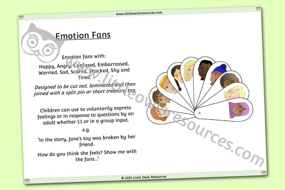 Emotion Fans