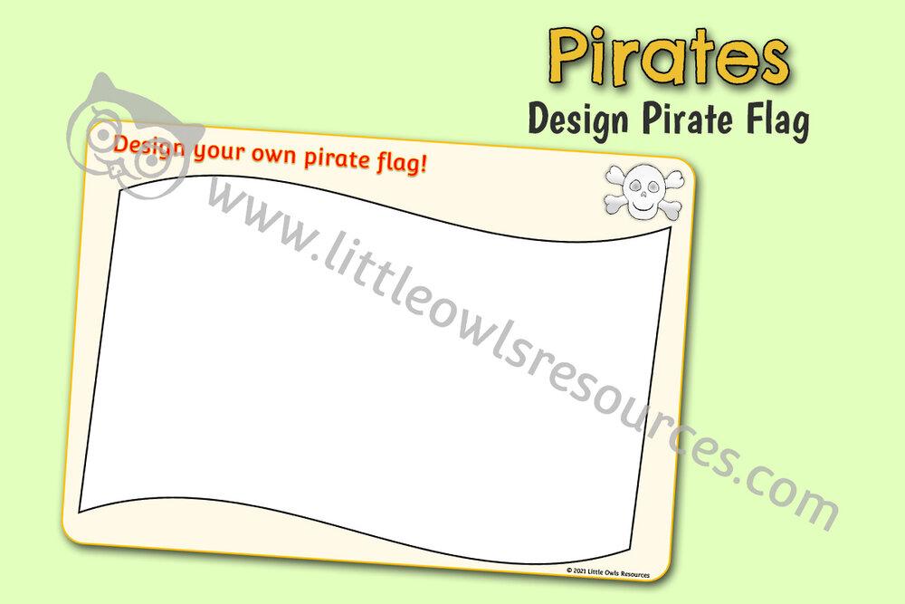 Design a Pirate Flag