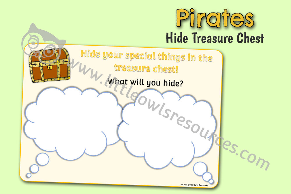 Treasure Chest Hide