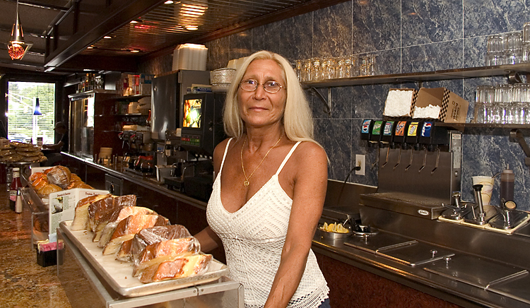 Sammi. Seville Diner. East Brunswick, NJ