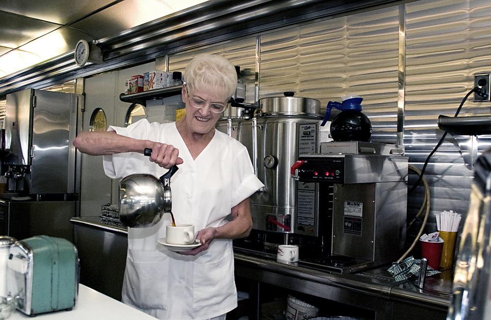 Annie - Venus Diner. Gibsonia, PA