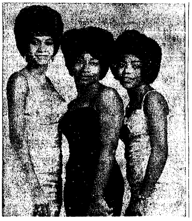 The Ikettes- Ike & Tina Turner Revue