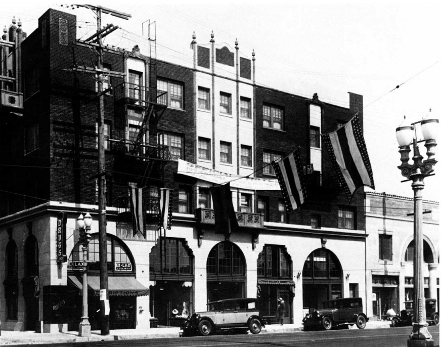 "The Somerville Hotel in 1928   In 1930, ownership of the hotel passed to Lucius Lomax and he renamed it the Dunbar after the turn-of-the-century African American poet Paul Laurence Dunbar. In 1936, a black Chicago businessman, James Nelson, bought the hotel. He passed away in 1952 at the age of 70.  In the Los Angeles Sentinel, Celes King III who was a bail bondsman to the civil rights movement, the former president of the LA Branch NAACP, and the state chairman of the Congress of Racial Equality (CORE) said, ""In 1936, my dad's uncle, Jimmy Nelson purchased the Dunbar for $87,500 in cash and then asked my dad to come out to LA to manage the hotel for him. King remembers that ""civil rights issues were discussed openly every night at the Dunbar. And I listened to the elders – men like Sentinel publisher Leon Washington, journalists Lawrence Lamar and attorney Loren Miller —who were among the men who came into the hotel every night."""