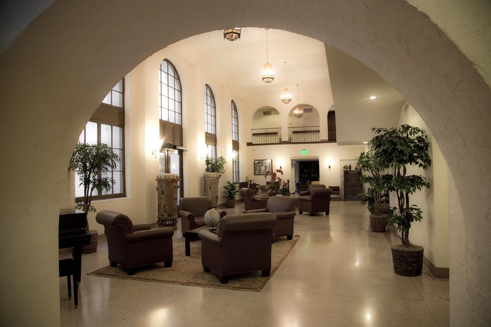 The Dunbar Lobby - 2015