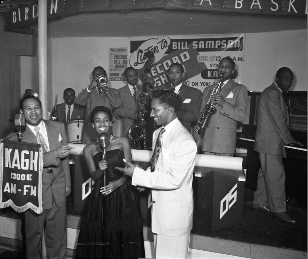 Photo Courtesy of Charles Williams Collection, Tom & Ethel Bradley Center, CSUN