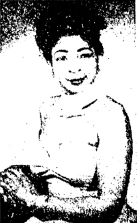 Popular Norbo Hostess - Frances Jackson