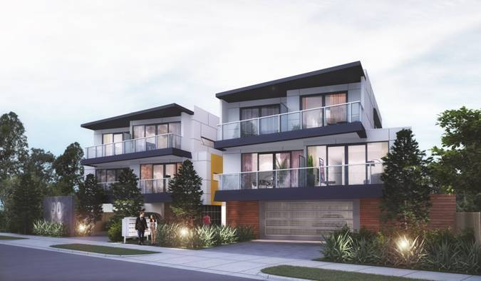 Latte Property New Townhouses & Apartments in Mordialloc