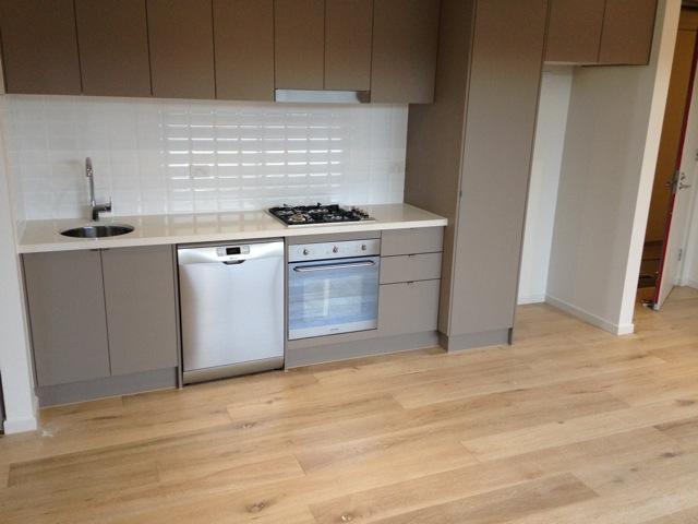 Brunswick West Apartments Kitchen