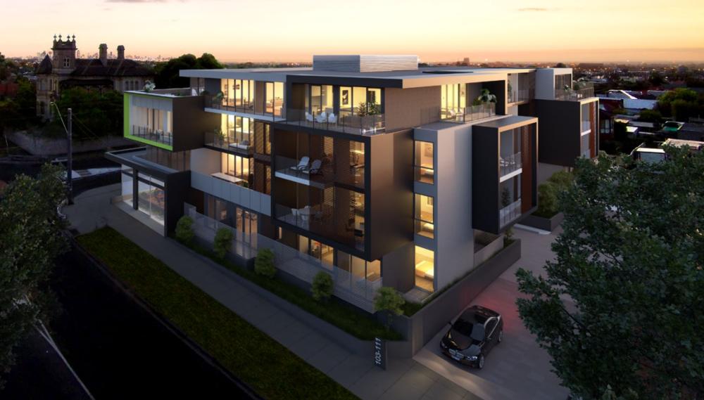 Preston Apartments 1 bedroom & 2 bedroom apartments