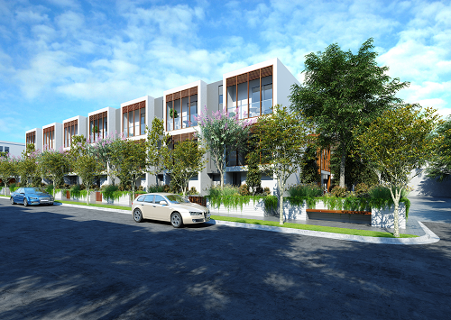 New Townhouses in Mornington Victoria