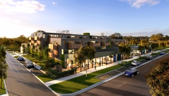 Mill Park Townhouses Near South Morang Train Station